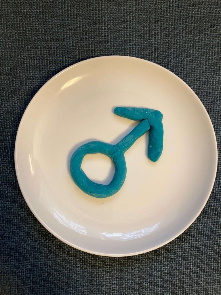 WC Symbol männlich