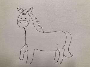 Pferd Aylin Stuhlskala