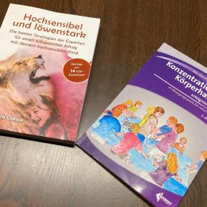 Bücher die ich gerade Lese.