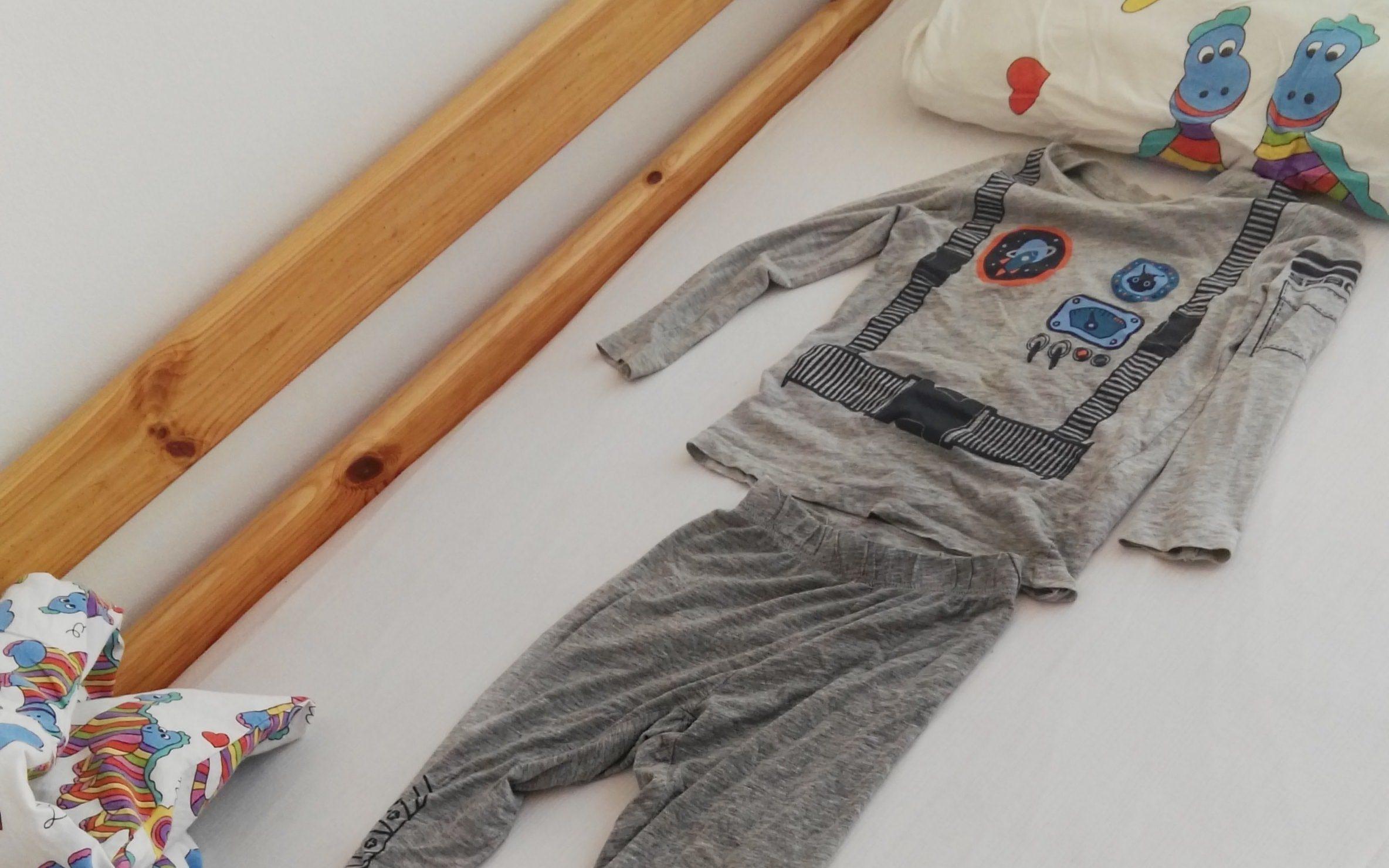 Bettnässen beim Kind